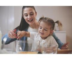 Babysitter à temps partiel - Mandres-les-Roses (94520)
