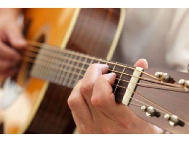 Cours de guitare personnalisé