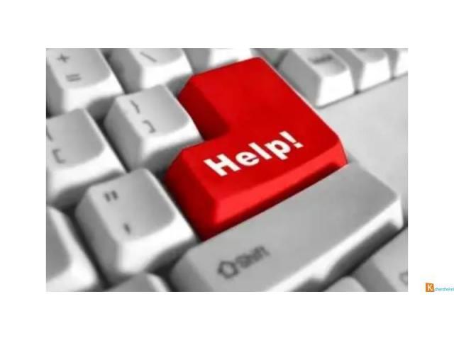 Dépanneur en électronique et informatoque