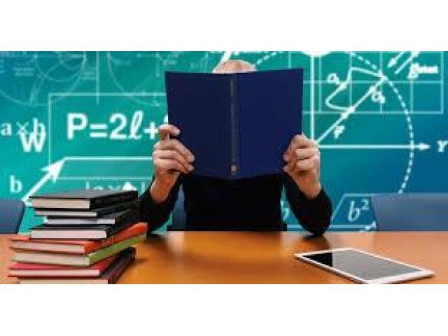 Cours de maths et de physique