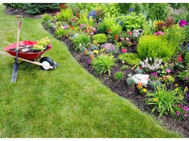Jardinier paysagiste pro
