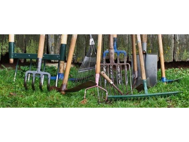 Jardinier amateur à votre service