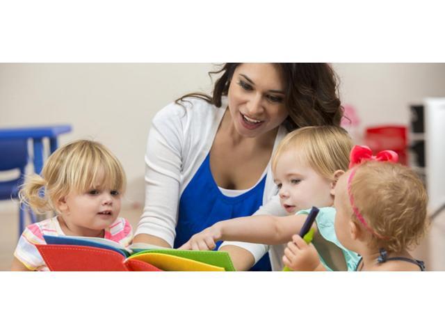 Garde pour enfants de 5 et 2 ans