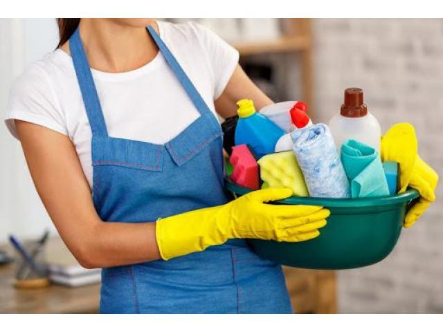 Femme de ménage pour 3 fois par semaine