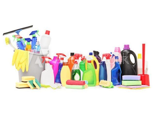 Nettoyage de votre domicile