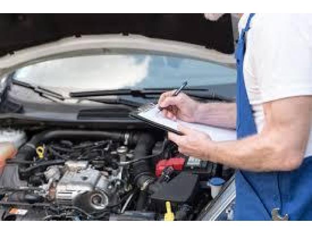 Réparation et entretien de carrosserie