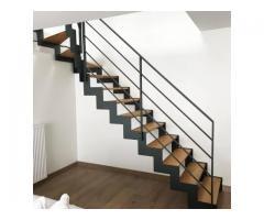Réalisation d'escaliers métalliques - Cannes (06)