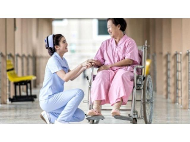 Aide soignant/handicappé pour particuliers