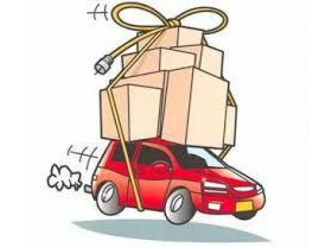 Camionette pour vos courses ou démenagement