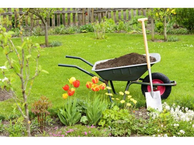 Société de jardinage sérieuse garantit votre satisfaction