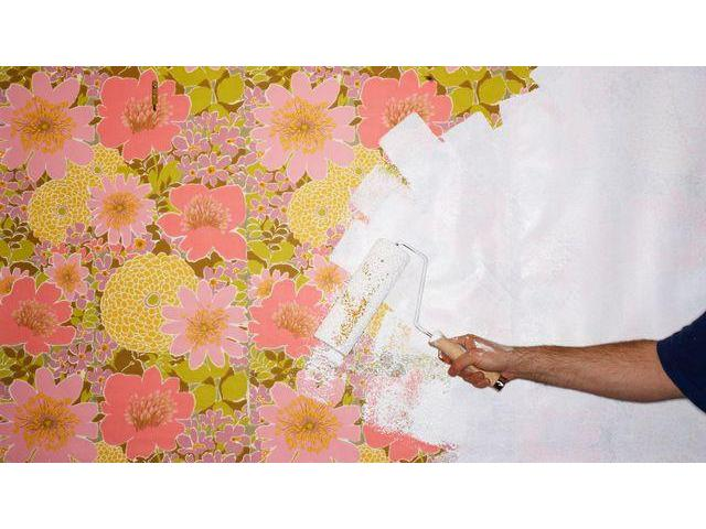 Peinture et pose de papier peint