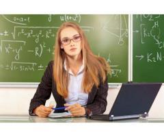 Cours de maths via webcam à Tournon-sur-Rhône (07300)
