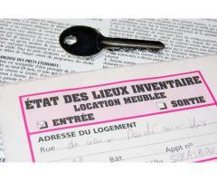 Réalisation état des lieux à Avesnes-sur-Helpe (59440)