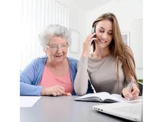 Recherche une aide à domicile