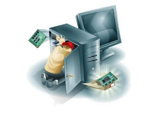 Assemblage d'ordinateur ou dépannage