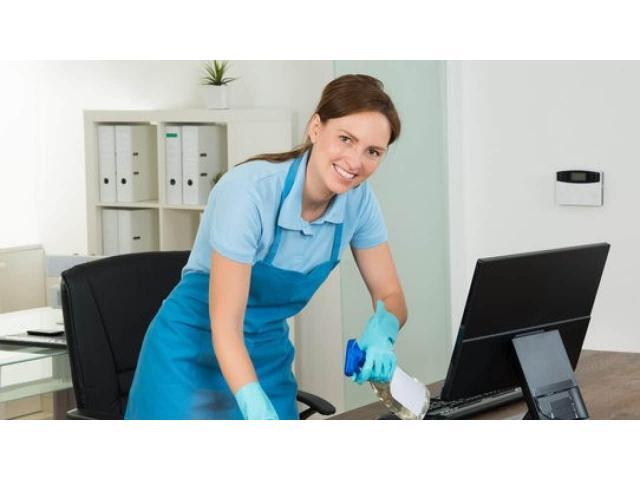 Femme de ménage à votre service