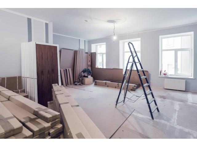 Peintre et rénovateur