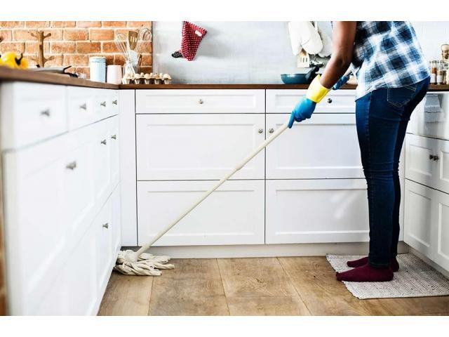 Aide au nettoyage, personnes dépendantes....
