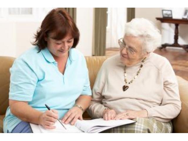 Aide soignante auxiliaire de vie