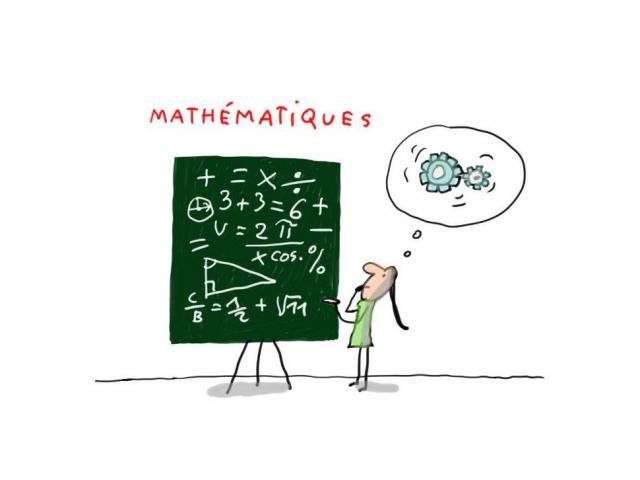 Prof de maths expérimenté