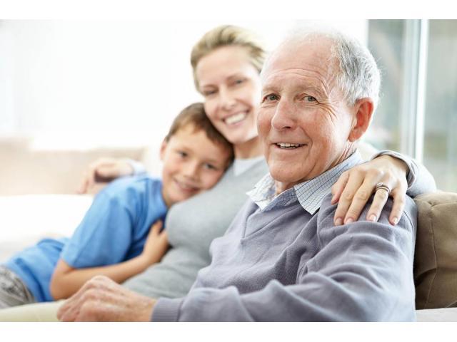 Services pour les personnes âgées