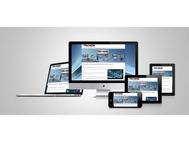 Création de votre site web/ graphisme/...