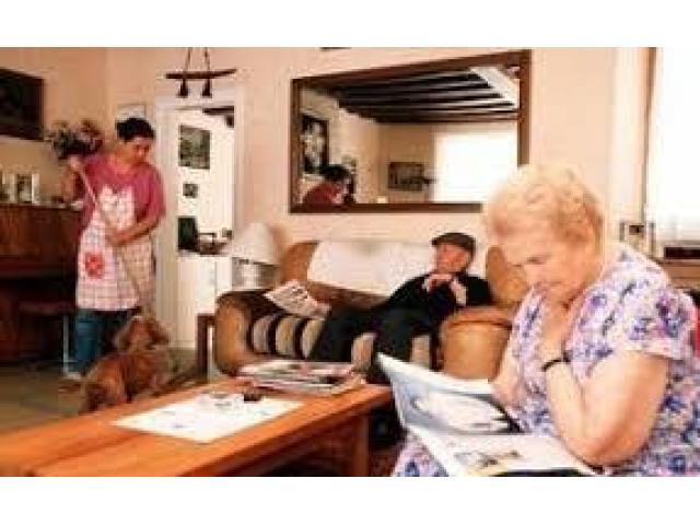 Recherche une personne pour assistance à domicile