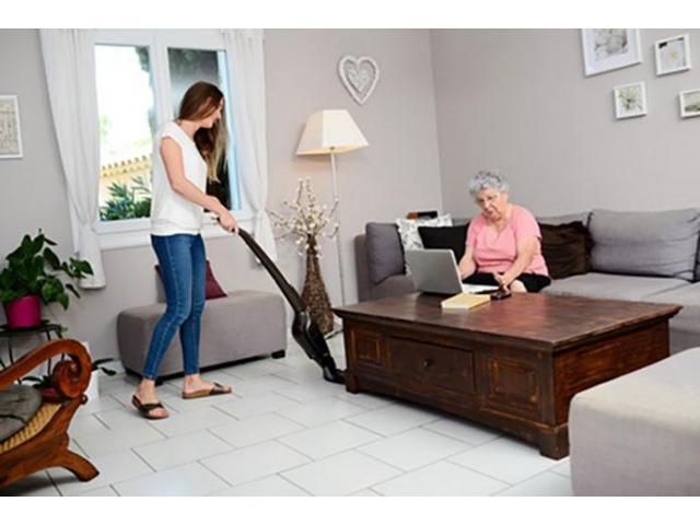 Recherche une aide ménagère