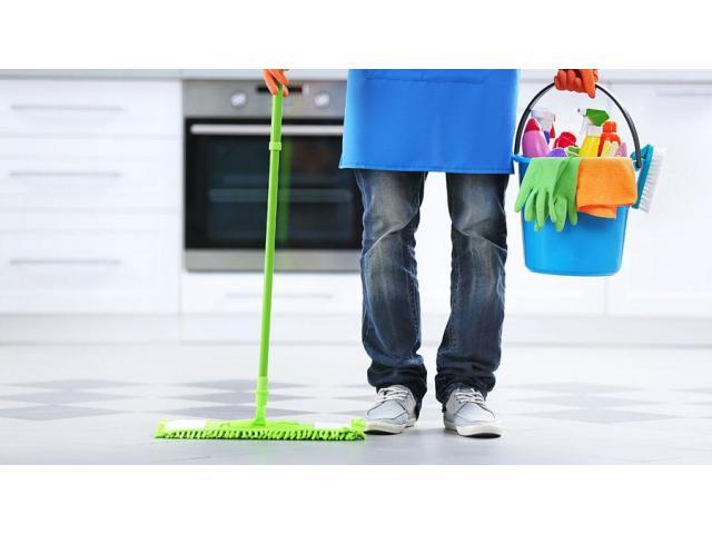 Homme de ménage recherché